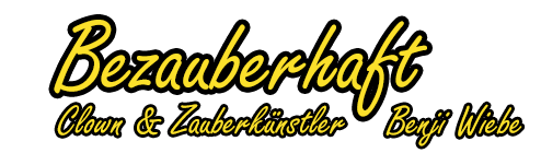 Clown & Zauberer Benji Wiebe - Bezauberhaft.de